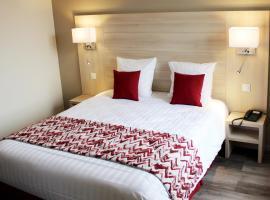 Hotel le Vauxois