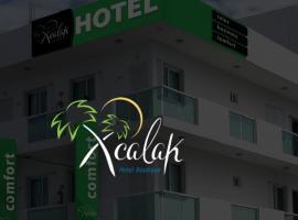 Hotel Xcalak, hotel en Chetumal
