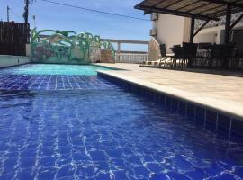 Eden Praia Hotel, hotel near Alcohol Footbridge, Porto Seguro
