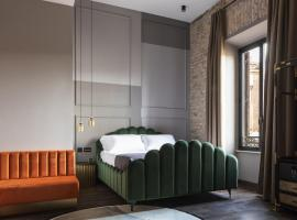 Chapter Roma, hotel em Roma