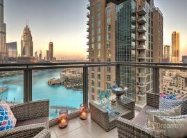 Dream Inn Apartments - Burj Residences