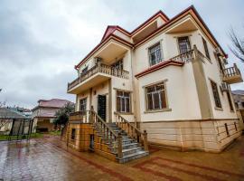 Villa With Caspian Sea View