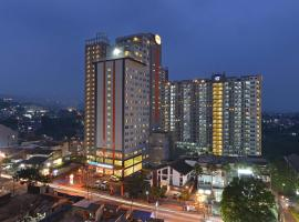 HARRIS Hotel & Conventions Ciumbuleuit - Bandung, hotel in Bandung