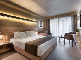 Azur Hotel by ST Hotels, budget hotel in Il-Gżira