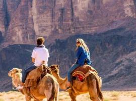 Panorama Wadi Rum
