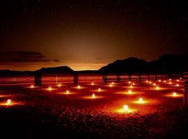 Wadi Rum Desert Shine