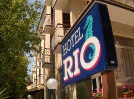 Hotel Rio, hotel in Cesenatico