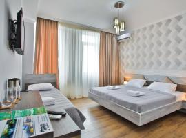 Hotel Terrace Kutaisi