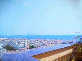 Airport Free Pick Up/Fast Wifi/Penthouse By The Beach