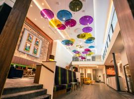 Sandman Signature Aberdeen Hotel, pet-friendly hotel in Aberdeen