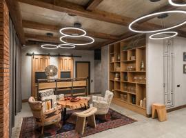 Chalet Terrazza ApartHotel, apartment in Estosadok