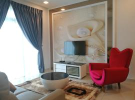 FlexiAsia CityView Apartment-Twin Galaxy