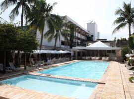 Ubatuba Palace Hotel, hotel em Ubatuba