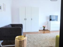 Alder apartment