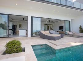 Lib Villa-Luxury Seaview Infinity Pool 3 bedroom villa