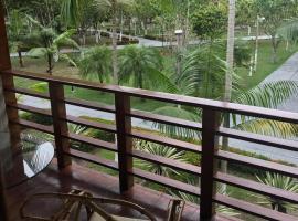 Hotel Canto dos Pássaros, hotel em Presidente Figueiredo