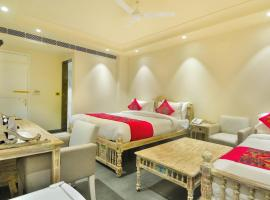 Pinky Villa A Boutique Hotel - 5 mins to New Delhi Railway Station