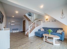 Apart Harmony - Apartament 2 poziomowy Zatoka Pucka