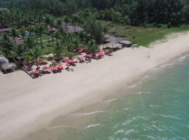 Andamania Beach Resort, Khaolak