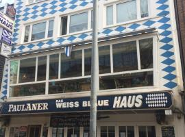 Das Weiss Blaue Haus