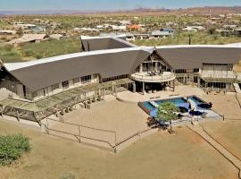 Namibia VILLA ZULA Bed & Breakfast