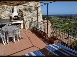 Appartamento vista mare 3, Sardegna , Posada.
