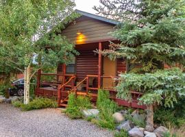 Fireside Cabins, pet-friendly hotel in Pagosa Springs