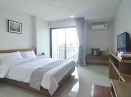 24Residence Siriraj, apartment in Bangkok