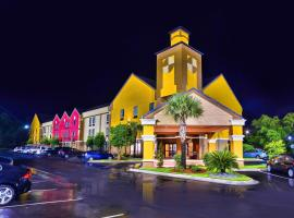 Best Western Plus Savannah Airport Inn and Suites