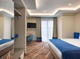 Tryp by Wyndham Istanbul Taksim, 4-звездочный отель в Стамбуле