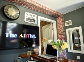 The Artist hostel