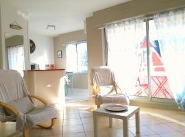 Le St Naz'air, hotel in Saint-Nazaire