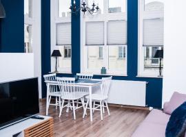 Luxury Apartment in Łódź Center