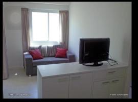 Apartamento totalmente mobiliado lindo