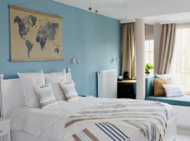 B&B Villa Verde, pet-friendly hotel in De Haan