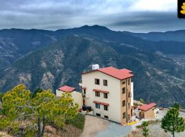 Hackett Stayz by LivingStone, pet-friendly hotel in Shimla