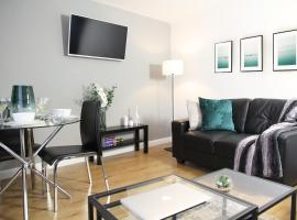 Elite Luxury Leeds City Apartment