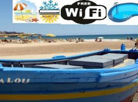 Apart. Lauren- Centre Salou-Portaventura(Wifi/ACC)