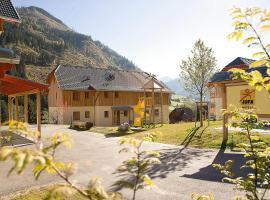JUFA Hotel Donnersbachwald, hotel v destinaci Donnersbachwald