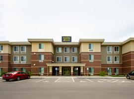 MainStay Suites Extended Stay Hotel Madison East, hotel in Madison