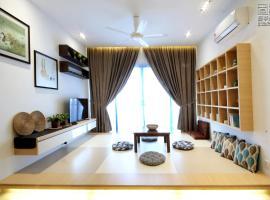 G-Ting Homestay @ Atlantis Residence Melaka