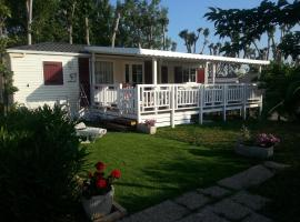 MOBILHOMES DE PARTICULIERS VALRAS PLAGE