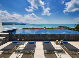Samui Luxury Sea View Pool Villa G at uniQue Residences