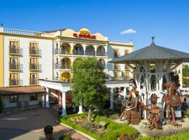 4-Sterne Erlebnishotel El Andaluz, Europa-Park Freizeitpark & Erlebnis-Resort