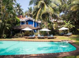 Presa di Goa - The Country House, resort in Calangute