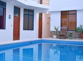 Hotel Sueño Tropical, hotel with pools in Tarapoto