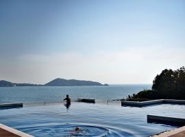The Elegant 1 Bedroom Seaview in Patong