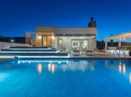 Eden Villa near Lindos with Eco Pool & Jacuzzi