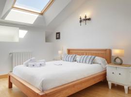 Ardantza - Basque Stay, hotel in Zumaia