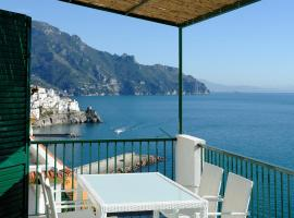 Amalfi Blue FLowers B